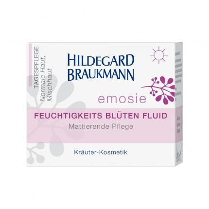HILDEGARD BRAUKMANN EMOSIE FACE FEUCHTIG BLÜTEN CR