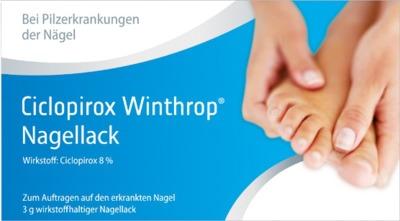 Ciclopirox Winthrop