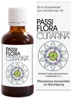 PASSIFLORA CURARINA