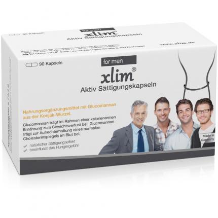 XLIM Aktiv Sättigungskapseln for men
