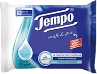 TEMPO sanft & pur feuchte Toilettentücher NFP