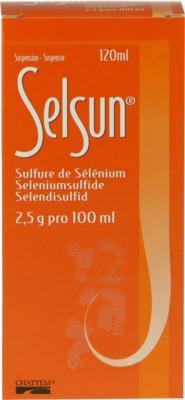 SELSUN Suspension