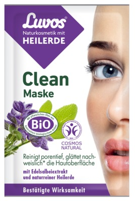 LUVOS Naturkosmetik Heilerde Clean-Maske