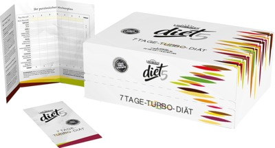 Layenberger diet5 7 TAGE-TURBO-DIÄT Paket