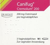 Canifug-Cremolum 200