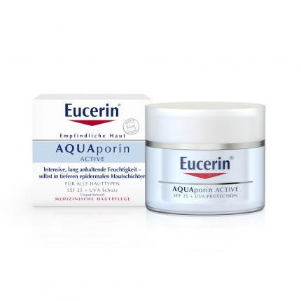 Eucerin AQUAporin ACTIVE LSF 25 + UVA-SCHUTZ