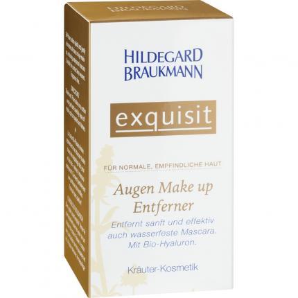 HILDEGARD BRAUKMANN EXQUISIT AUGEN MAKEUP ENTFERNE
