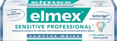 ELMEX SENSITIVE PROFESSIONAL plus Sanft.Zahnweiß