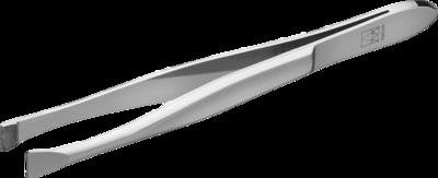 APOLINE Pinzette gerade 8 cm verchromt