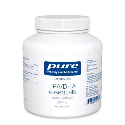 pure encapsulations EPA/DHA essentials Omega-3-Fettsäuren