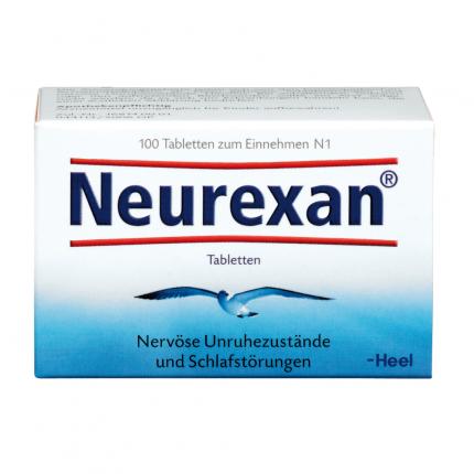 Neurexan Tabletten - Für erholsamen Schlaf und innere Ruhe
