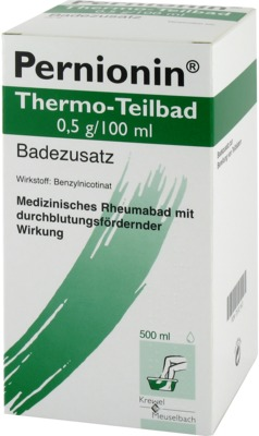 Pernionin Thermo-Teilbad 0,5g/100ml