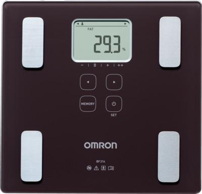 OMRON HBF-214-EBW Körperanalysegerät