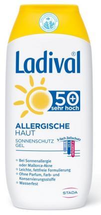 Ladival ALLERGISCHE HAUT LSF 50+