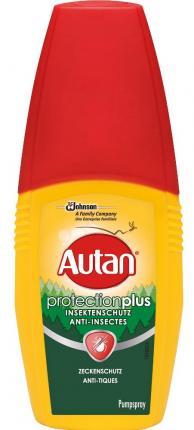 Autan protection plus