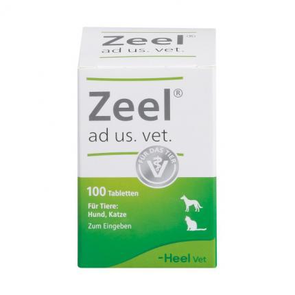 Zeel ad us. vet. Tabletten