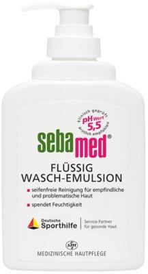 SEBAMED flüssig Waschemulsion m.Spender