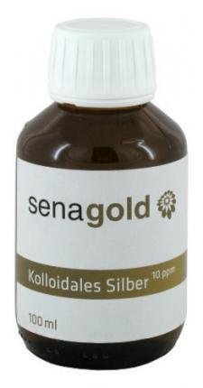 KOLLOIDALES Silber 10 ppm flüssig
