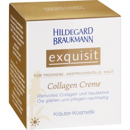 HILDEGARD BRAUKMANN exquisit Collagen Creme