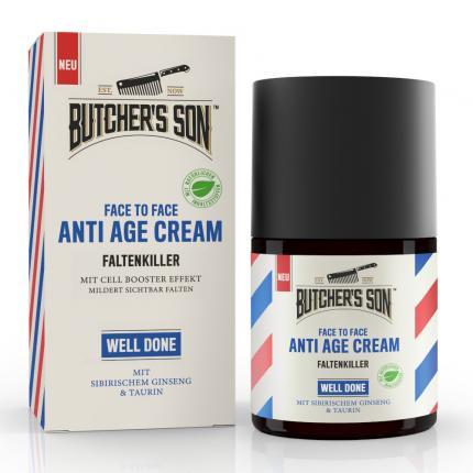 BUTCHER'S SON Face Anti Age Cream Well Done