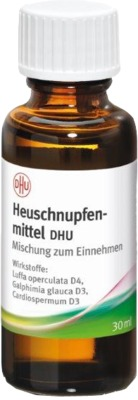HEUSCHNUPFENMITTEL DHU Liquidum