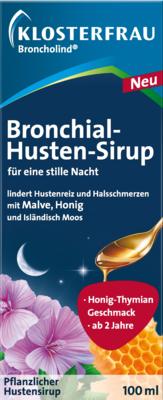 BRONCHOLIND Bronchial Hustensirup