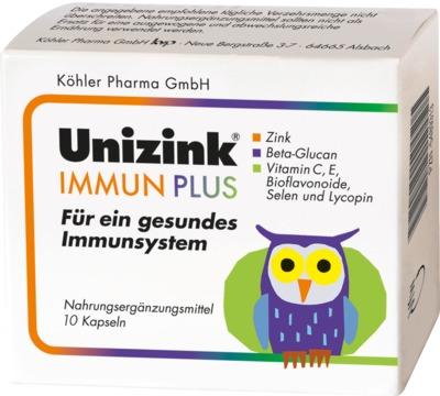 UNIZINK Immun Plus Kapseln