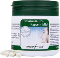 NATURA VITALIS Hyaluronsäure-Kapseln MM