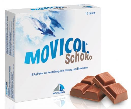 Movicol Schoko