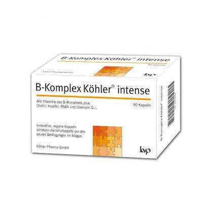 B-Komplex Köhler intense