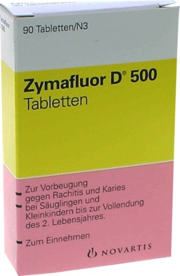 Zymafluor D 500