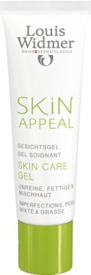 WIDMER Skin Appeal Skin Care Gel unparfümiert