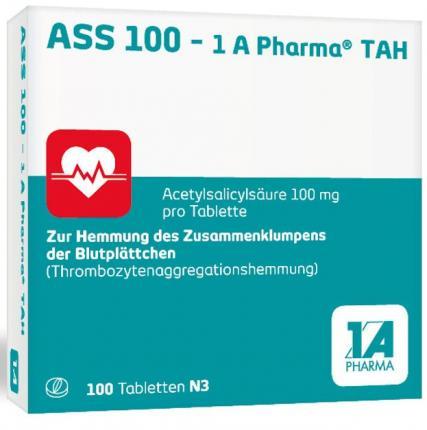 ASS 100-1A Pharma TAH