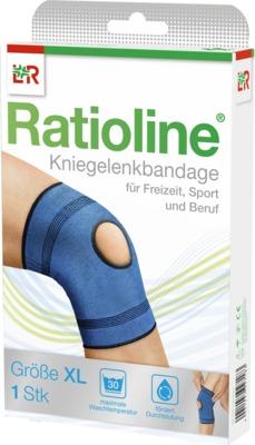 RATIOLINE active Kniegelenkbandage Größe XL