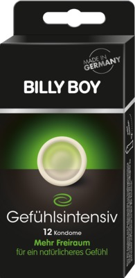 BILLY BOY gefühlsintensiv