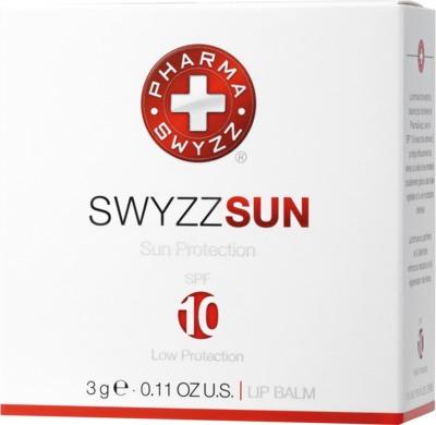 SWYZZ SUN Lip Balm SPF 10