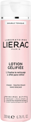 LIERAC REINIGUNG Gel-Lotion