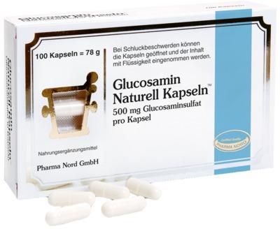 GLUCOSAMIN Naturell Pharma Nord Kapseln