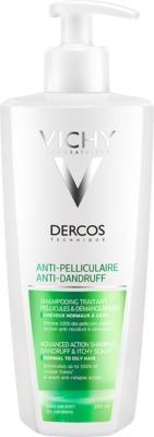 VICHY DERCOS Anti-Schuppen Shampoo fettige Kopfhaut