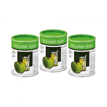 Mucofalk Apfel 3er-Set