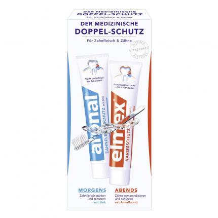 ARONAL/ELMEX Doppelschutz Zahnpasta