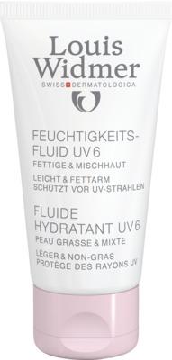 WIDMER Feuchtigkeitsfluid UV6 unparfümiert