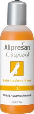 Allpresan Fuß spezial Nr. 3 Fußbadkonzentrat Sehr trockene Haut