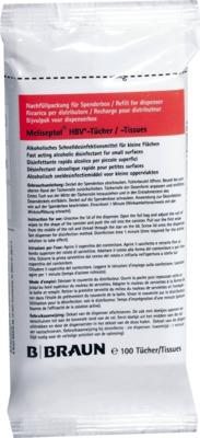 MELISEPTOL HBV Tücher Nachfüllpackung