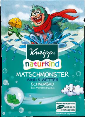 KNEIPP naturkind Matschmonster Schaumbad