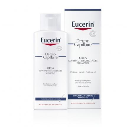 Eucerin DermoCapillaire Kopfhautberuhigendes Urea Shampoo
