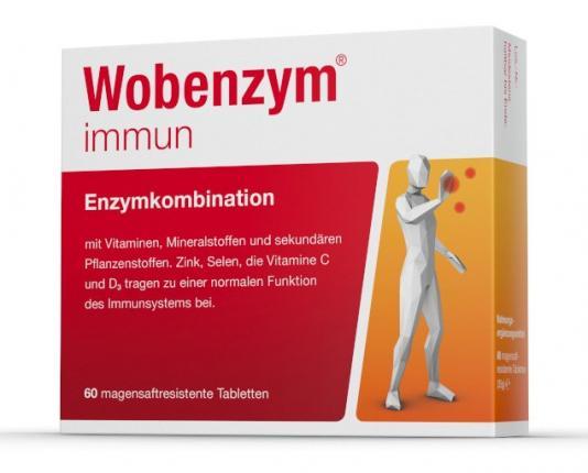 Wobenzym immun