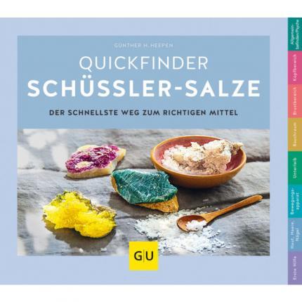 Gu Quickfinder Schüßler-salze