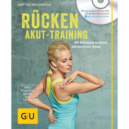 GU Rücken-Akut-Training mit DVD