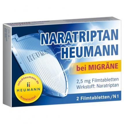 NARATRIPTAN HEUMANN bei Migräne